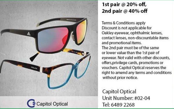 CAPITOL OPTICAL