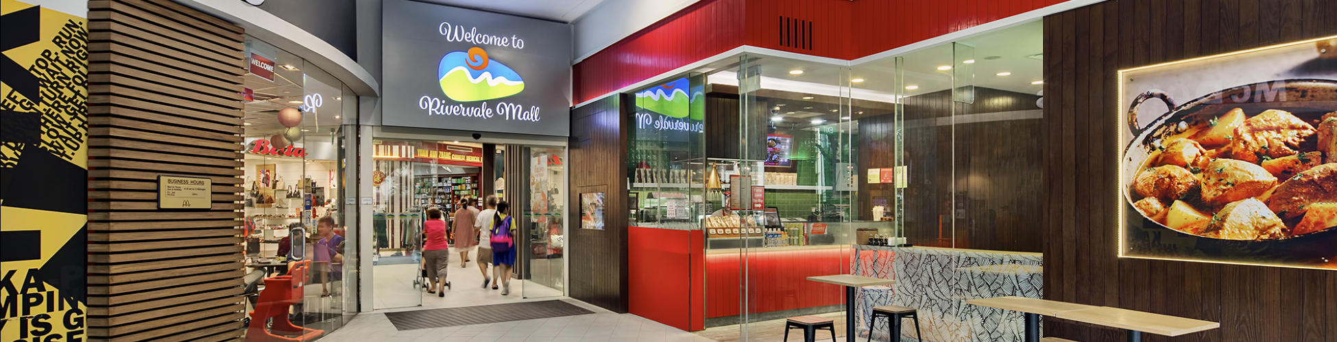 Rivervale Mall – Rivervale Mall is a Shopping Malls in Singapore