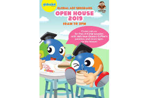 Global Art Open House 2019