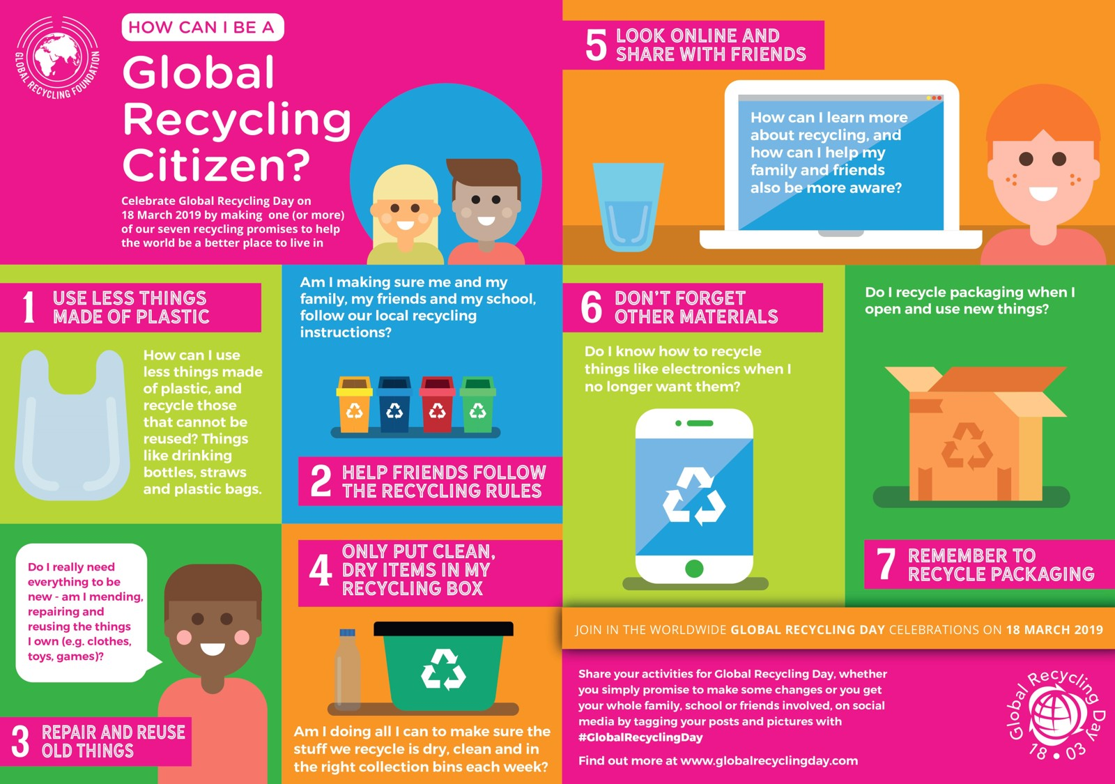 global-recyling-day