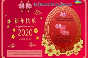 CNY – YEAR OF RAT 2020